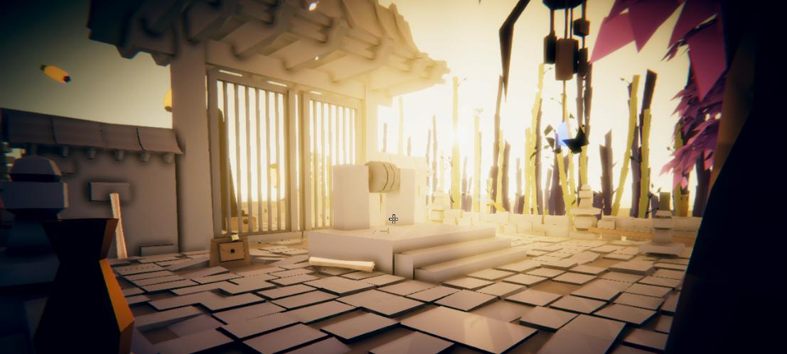 Capture d'écran du jeu E-LearningScape