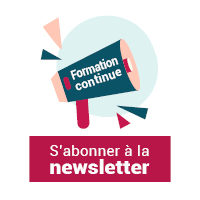 S'abonner à la newsletter Formation continue