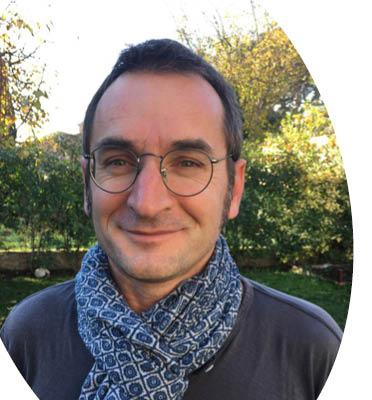 Photo de Godefroy Lansade, prix de thèse 2019.