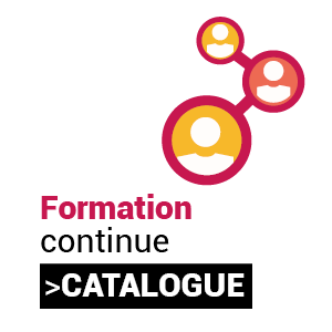Catalogue de formation continue (.pdf, 2,3 Mo)