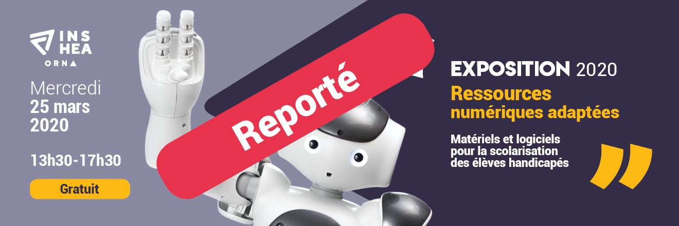 [Expo Orna 2020] Matériels et logiciels pour la scolarisation des élèves handicapés