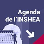 Agenda de l'INSHEA.