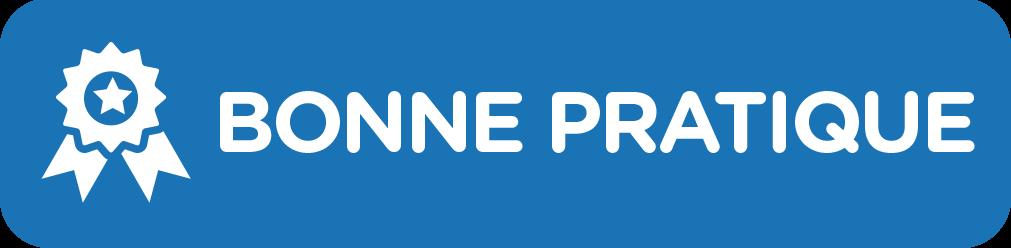 Logo du label bonne pratique.