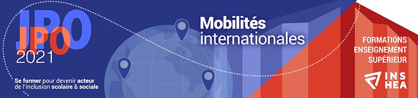 Portraits de mobilités internationales.
