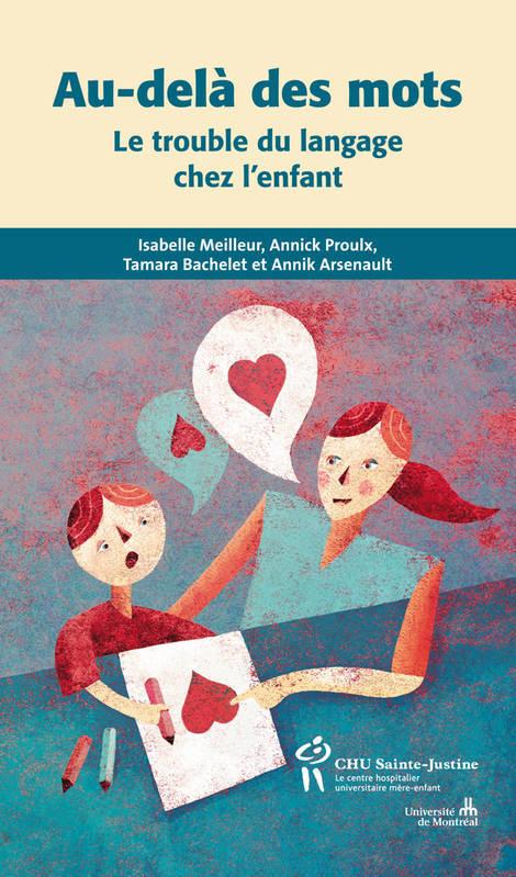 image Au-delà des mots : le trouble du langage chez l'enfant
