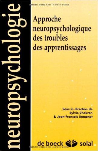 image Approche neuropsychologique des troubles des apprentissages