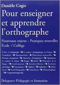 image Pour enseigner et apprendre l'orthographe