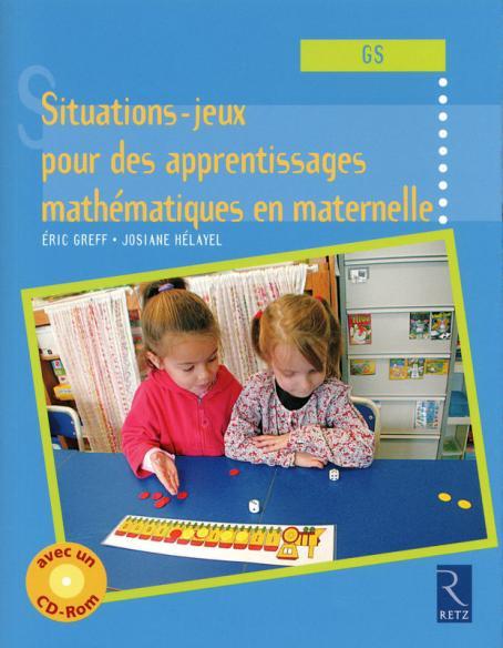 image Situation-jeux pour des apprentissages en maternelle