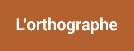 L'orthogrape