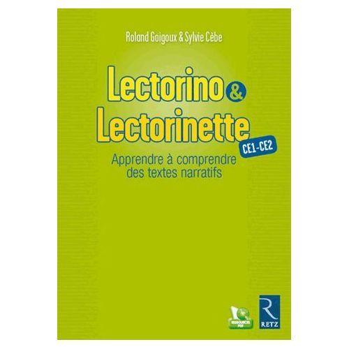 image Lectorino Lectorinette