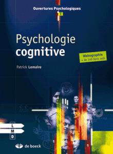 image Psychologie cognitive