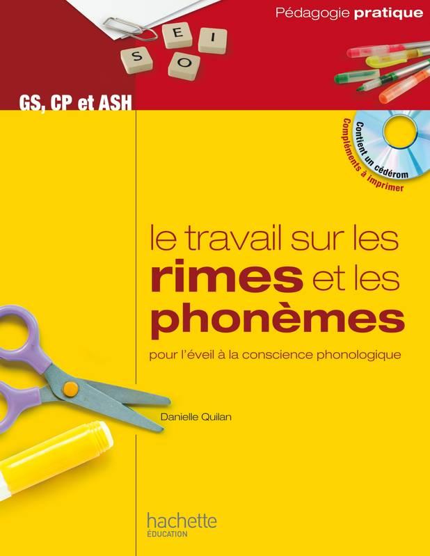 image Le travail sur les rimes et les phonèmes pour l'éveil à la conscience phonologique