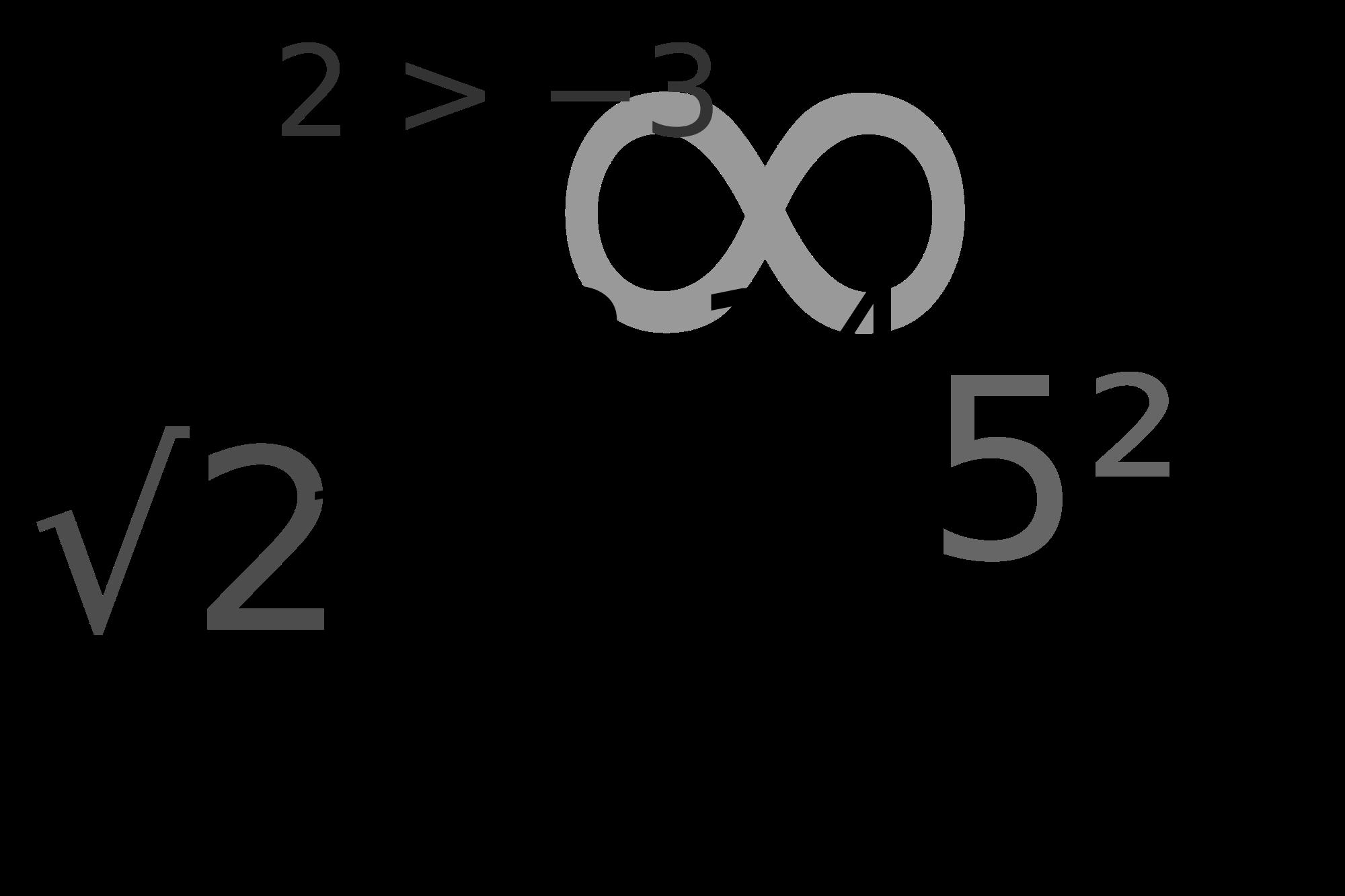 image Mathématiques : le domaine formel
