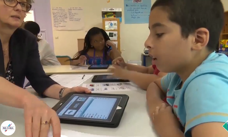 image Tablettes numériques et autisme