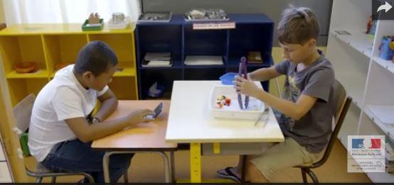 image Documentaire sur la scolarité d'élèves avec TSA
