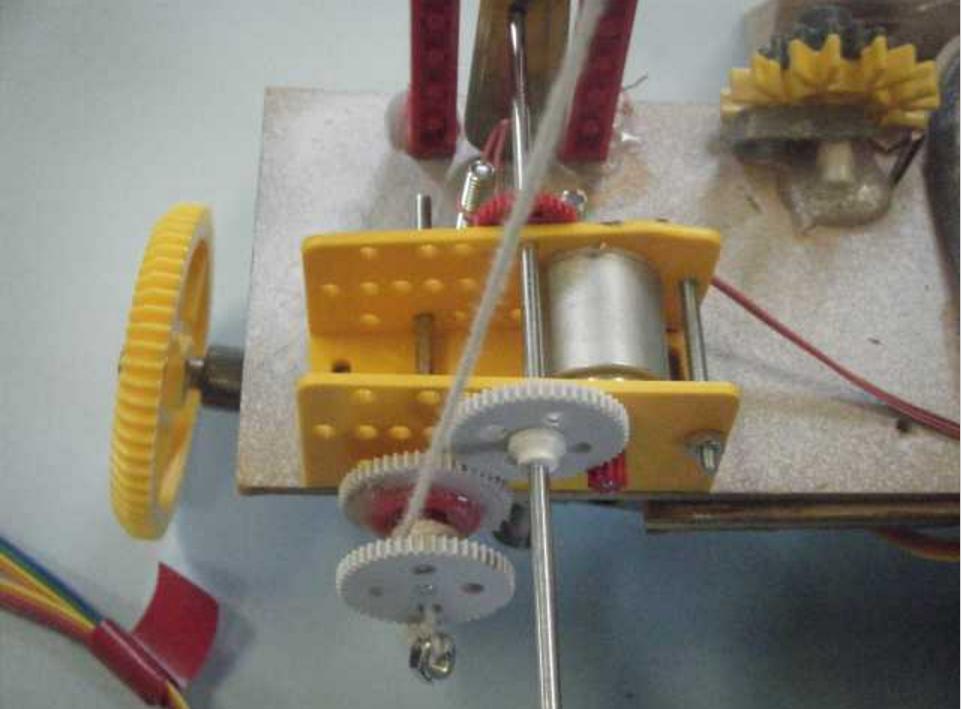 système d'engrenages