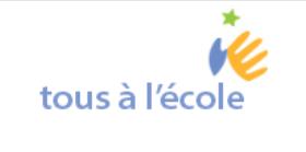logo du site Tous à l'école