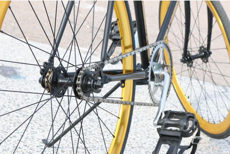 système de transmission d'un vélo