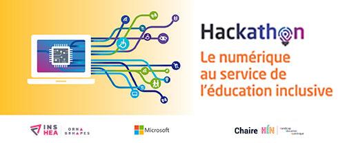 Retour sur le Hackathon des 27 et 28 mai 2021 de l'INSHEA