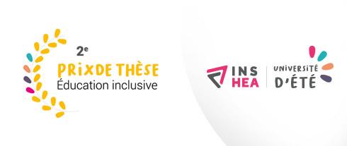 2ème prix de thèse éducation inclusive de l'INSHEA