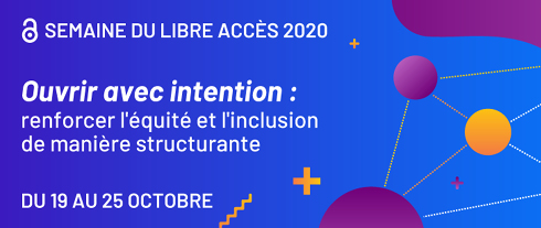 Semaine du libre accès 2020 à l'INSHEA.