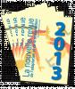 Couvertures de la revue 2013