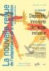 Couverture de La nouvelle revue de l'adaptation et de la scolarisation, n°61