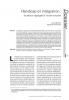 """Première page de l'article de La Nras 28 : """"Handicap et intégration : du détour ségrégatif à l'école inclusive"""""""
