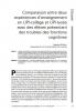 """Première page de l'article """"Comparaison entre deux expériences d'enseignement en UPI-collège et UPI-lycée avec des élèves présentant des troubles des fonctions cognitives"""""""
