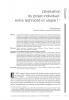 """Première page de l'article """"L'évaluation du projet individuel : entre technicité et utopie ?"""""""