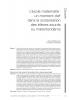 """Première page de """"L'école maternelle : un moment clef dans la scolarisation des élèves sourds ou malentendants"""""""