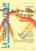 Couverture de La nouvelle revue de l'adaptation et de la scolarisation, n°37