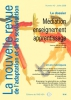 Couverture de La nouvelle revue de l'adaptation et de la scolarisation, n°42
