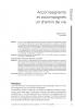 """Première page de l'article de M. Nuss : """"Accompagnants et accompagnés, un chemin de vie"""""""