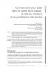 """Première âge de l'article """"Co-intervenir pour aider dans le cadre de la classe : le rôle du maître E et du professeur des écoles"""""""
