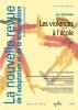 Couverture de La nouvelle revue de l'adaptation et de la scolarisation, n°53