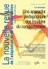 Couverture de La nouvelle revue de l'adaptation et de la scolarisation, n°72
