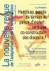 Couverture de La nouvelle revue de l'adaptation et de la scolarisation numéro 75