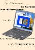 """Visuel du logiciel """"Le Curseur"""""""