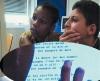"""Visuel du logiciel """"Les Langagiciels"""" illustré par une photo de deux collégiens devant un ordinateur."""