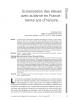 Première page de l'article de Christine Philip (Scolarisation des élèves avec autisme en France: trente ans d'histoire…) publié dans la Nras 60