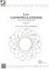 """Couverture de l'ouvrage """"Constellations n° 1 Du dessin à la reconstruction géométrique"""", illustrée par une forme géométrique"""