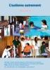 """Jaquette du film """"L'autisme autrement - Le Foyer l'Hermitage"""" illustrée par plusieurs photos de jeunes adultes avec autisme."""