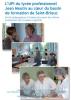 """Jaquette du film """"L'UPI du Lycée professionnel Jean Moulin au cœur du bassin de formation de Saint-Brieuc"""" illustrée par trois photos de lycéens en classe et en atelier."""
