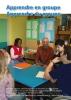 """Jaquette du film """"Apprendre en groupe - Apprendre du groupe"""", illustrée d'une photo de plusieurs personnes en réunion dont certains en fauteuil roulant"""