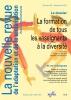 Couverture de La nouvelle revue de l'adaptation et de la scolarisation, n°55