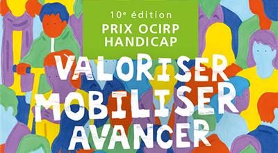 Prix OCIRP VALORISER, MOBILISER, AVANCER
