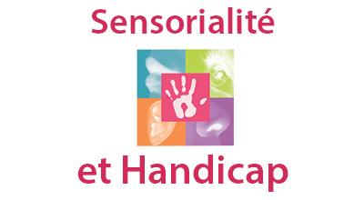 Pictogramme - colloque - sensorialité et handicap