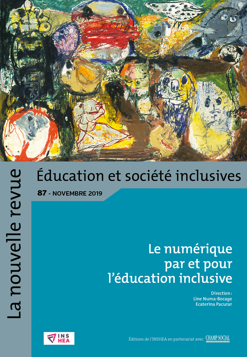 NRESI 87 : Le numérique par et pour l'éducation inclusive