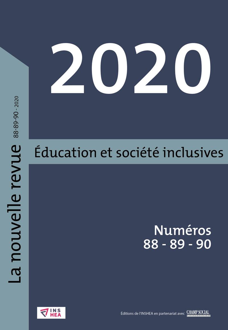 Couverture Abonnement 2020
